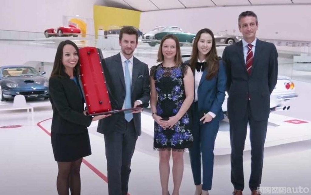 Finalisti ai Ferrari Testa Rossa Awards