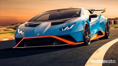 Photo of Lamborghini Huracán STO l'auto da corsa omologata per la strada