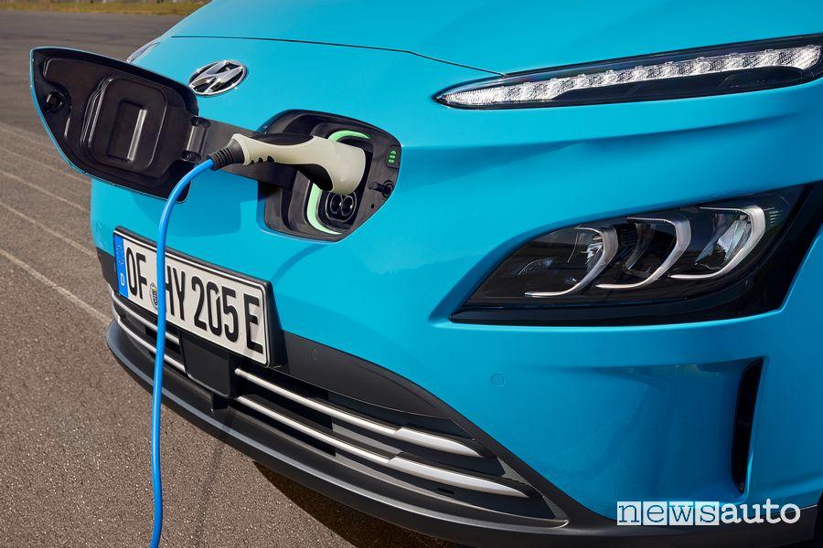 Cavo di tipo 2 per la ricarica nuova Hyundai Kona Electric