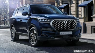 Photo of Nuovo SsangYong Rexton, caratteristiche