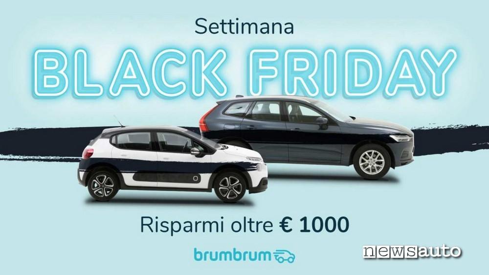 Brumbrum offerte black friday