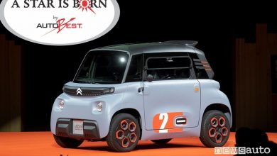 "Photo of Citroën Ami, vince il premio AutoBest ""A Star Is Born"""