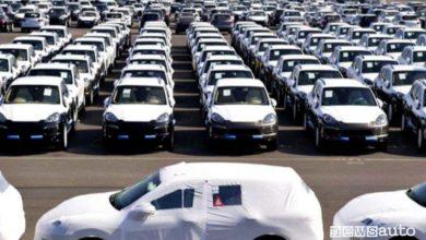 Photo of Auto più vendute novembre 2020, mercato di nuovo in crisi