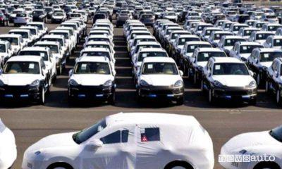 Auto vendute in Europa giugno 2021
