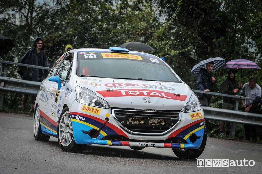 Alessandro Zorra si aggiudica il Peugeot Competition 2020