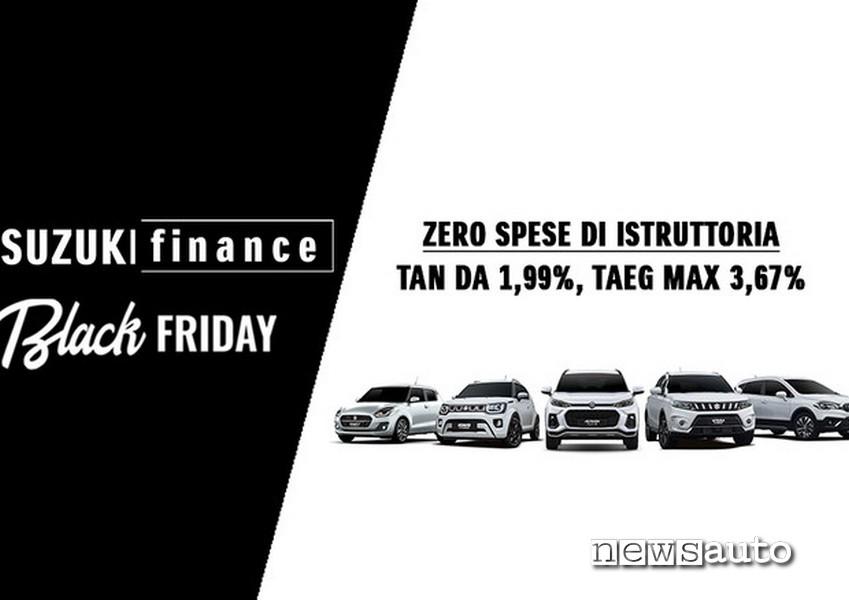 Black Friday Suzuki