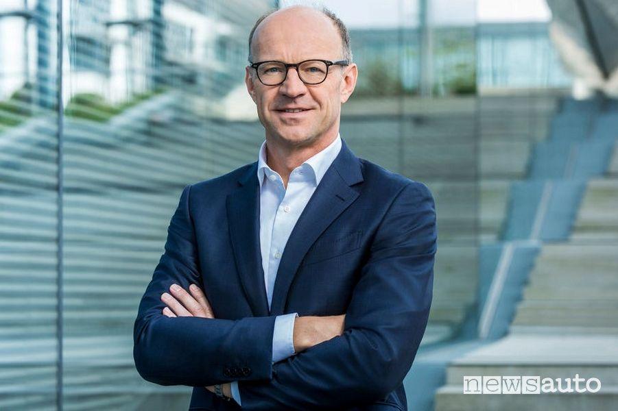 Arno Antlitz Direttore Finanziario del Gruppo Volkswagen a partire dal 1° luglio 2021
