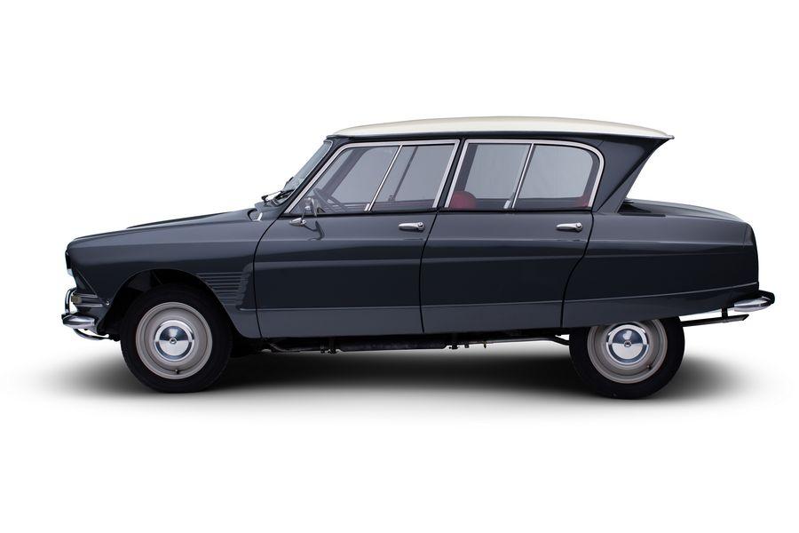 Citroën AMI 6 del 1961