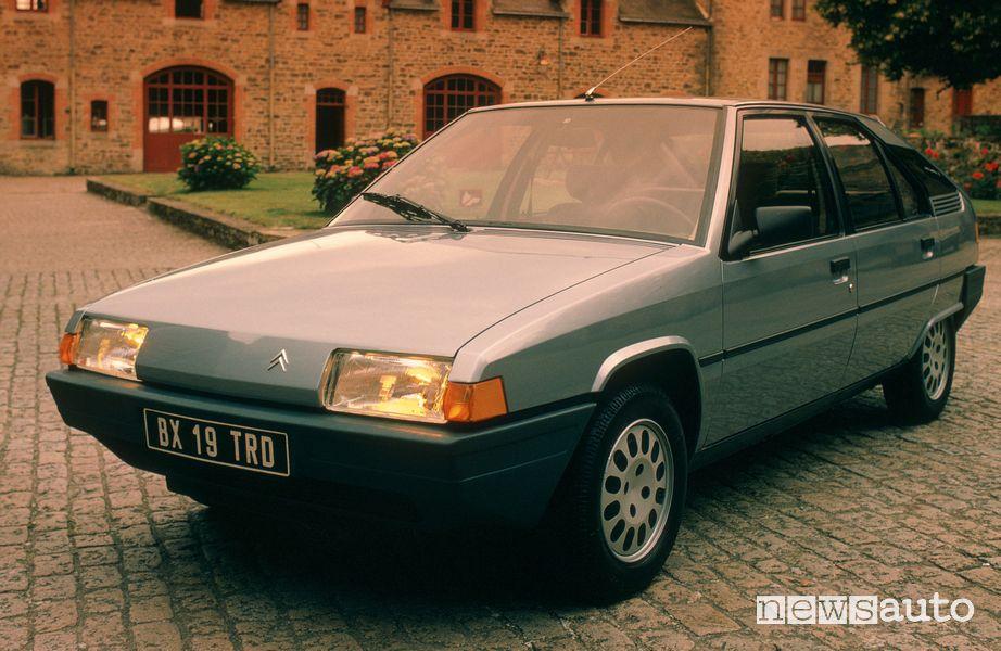 Citroën BX del 1982