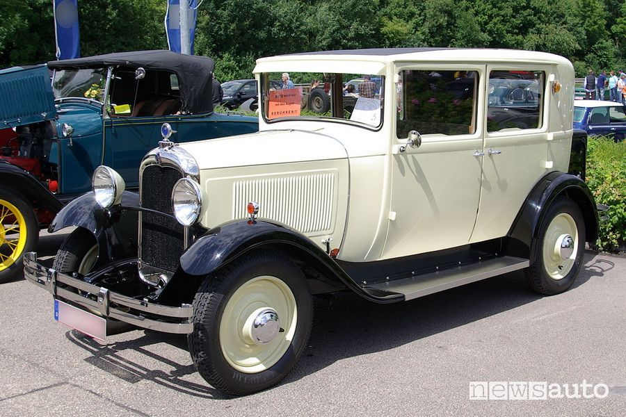 Citroën C4 del 1928