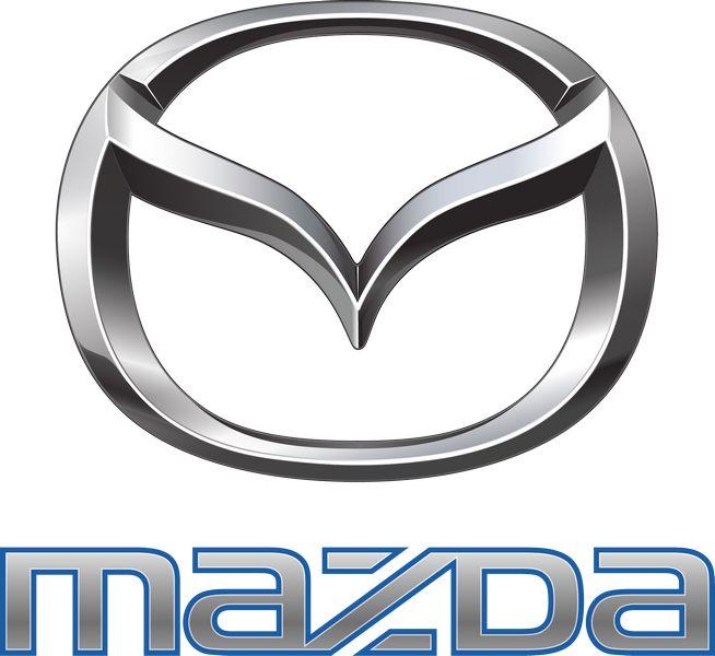 Logo Mazda moderno