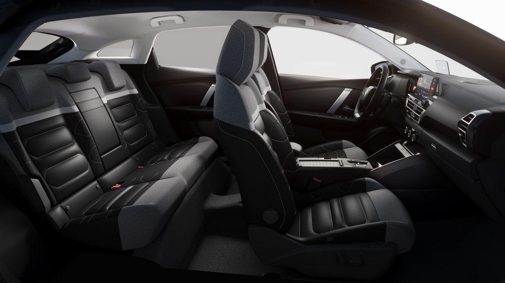 Sedili Citroën Advanced Comfort a bordo della nuova C4