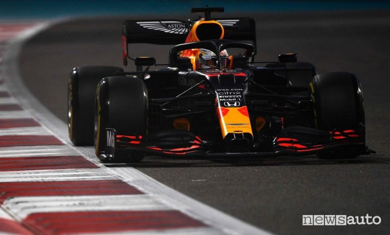 Qualifiche F1 Gp Abu Dhabi 2020, la griglia di partenza