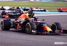 Photo of F1 Gp Abu Dhabi, vittoria per Verstappen e la Red Bull Honda [foto classifiche]