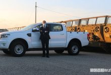 Photo of Ford Ranger 4×4, nuovo mezzo all'Esercito Italiano
