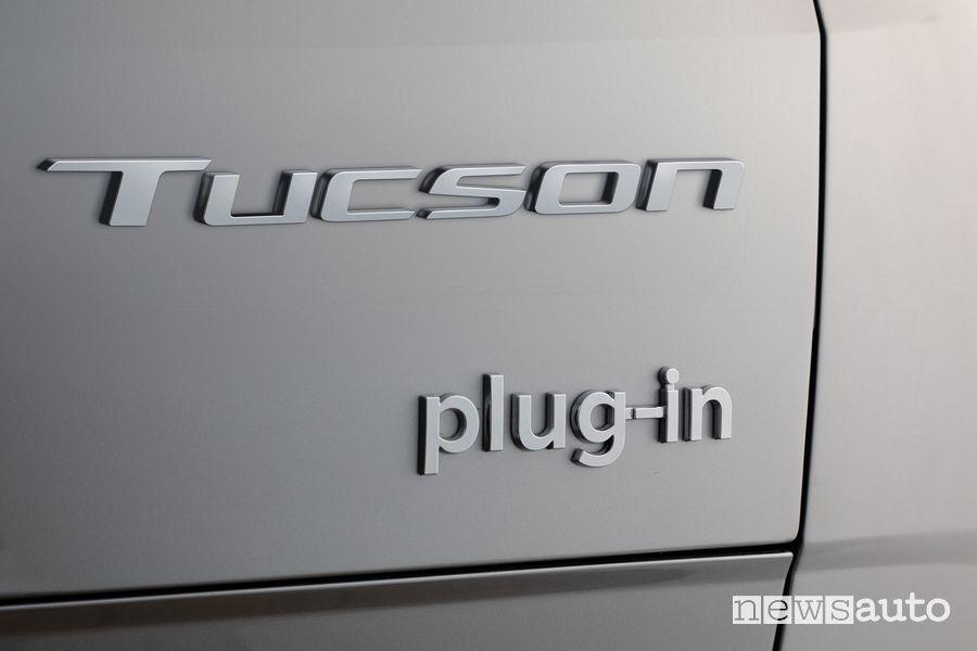 Hyundai Tucson Plug-in Hybrid caratteristiche trazione elettrico + benzina