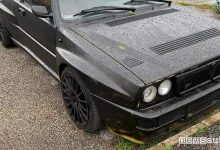 Photo of Lancia Delta Integrale, rubata e ritrovata a Roma [video guardie e ladri]