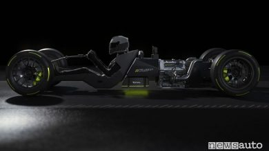 Photo of Motore ibrido Peugeot, caratteristiche powertrain Hybrid4 500 kW Le Mans