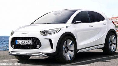 Photo of SUV smart, come sarà l'eSUV gigante compatto da città