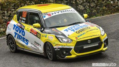 Photo of Auto ibrida da rally, prezzi Suzuki Sport Hybrid R1