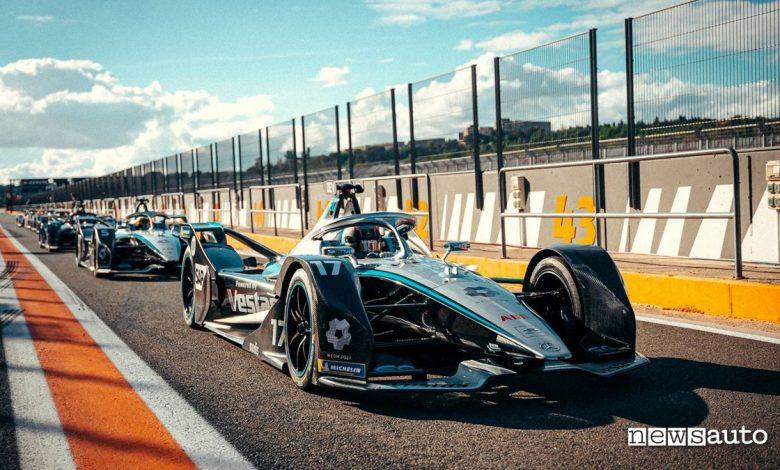 formula e 2021 scuderie piloti