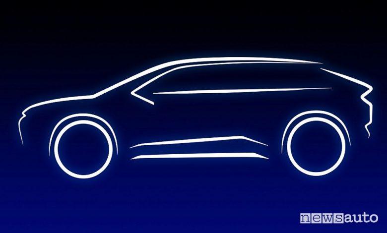Auto elettrica Toyota, come sarà il nuovo SUV
