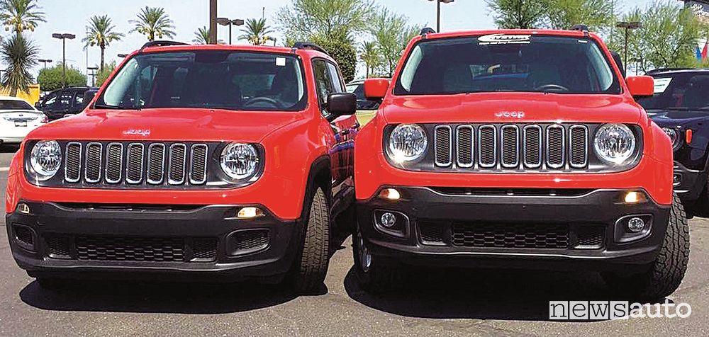 Elaborazioni Jeep Renegade, idee e consigli sul tuning