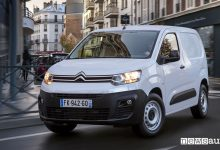 Nuovo Citroën ë-Berlingo Van