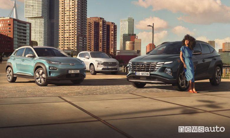 Incentivi Hyundai 2021, sconti con la Maxi Rottamazione