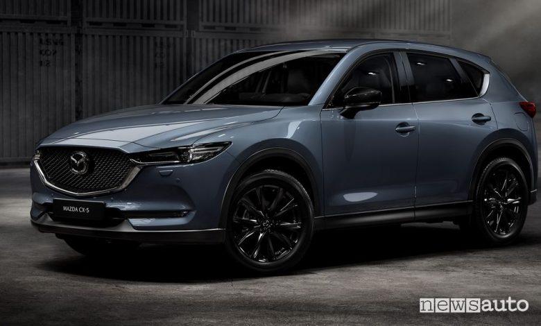 Mazda CX-5 2021, cosa cambia, caratteristiche e prezzi