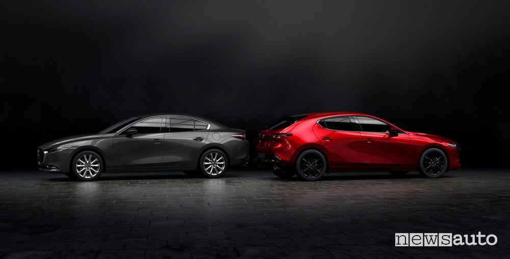 Mazda3 Sedan e Mazda3 2021
