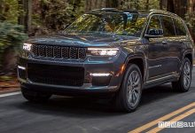 Photo of Nuova Jeep Grand Cherokee, caratteristiche