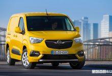 Photo of Opel Combo-e furgone elettrico, caratteristiche nuovo modello EV