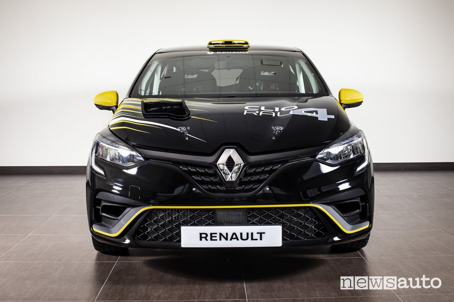 Frontale Renault Clio Cup Rally4