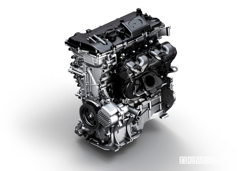Motore termico Suzuki Swace Hybrid