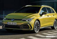 Photo of Volkswagen Golf 8 Variant, caratteristiche e prezzi
