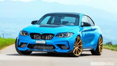 Photo of BMW M2 CS, 550 CV by dÄHLer