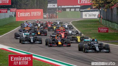 Photo of Calendario F1 2021: tappe, date dei gran premi di Formula 1