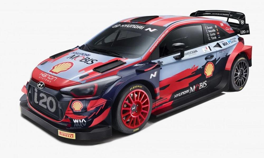 Hyundai è campione del Mondo Rally fra i costruttori