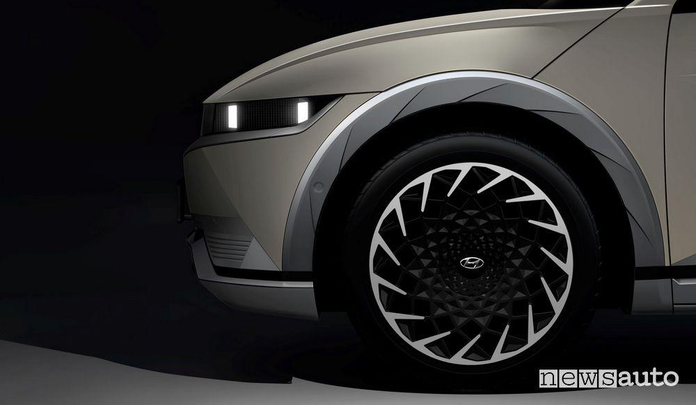 """Cerchi aerodinamici da 20"""" Hyundai Ioniq 5"""