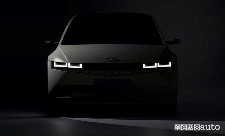 Nuovo Hyundai Ioniq 5 elettrico, come sarà, anteprima