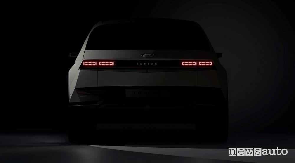 Nuovo Hyundai Ioniq 5 elettrico, come sarà