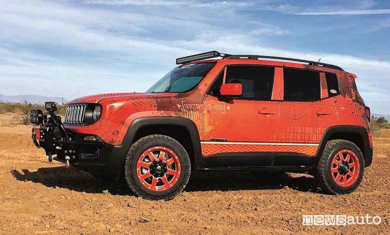 Accessori Jeep Renegade, quali sono e prezzi