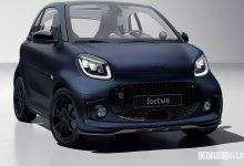 Photo of Smart EQ fortwo edition bluedawn, caratteristiche e prezzo serie speciale