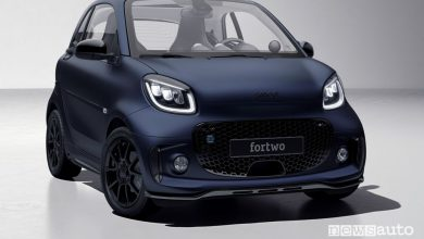 Photo of Smart EQ fortwo edition bluedawn, caratteristiche e prezzo serie speciale
