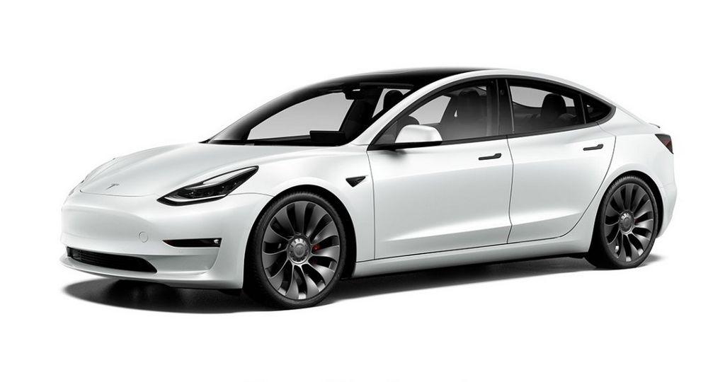 Tesla Model 3 Performance prezzi con l'Ecobonus
