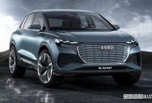 Photo of Audi Q4 e-tron, prenotazioni online del nuovo SUV elettrico
