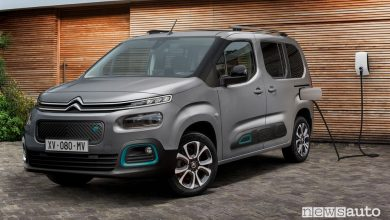 Photo of Citroën ë-Berlingo, caratteristiche, batteria e autonomia