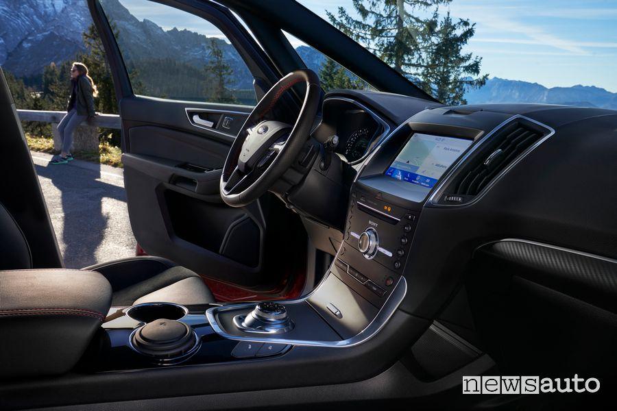 Plancia strumenti abitacolo Ford S-Max Hybrid