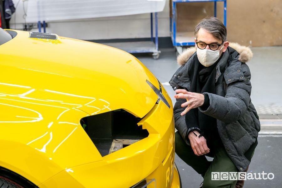 François LeboineFrançois Leboine, chi è la carriera del nuovo capo del design Fiat Abart